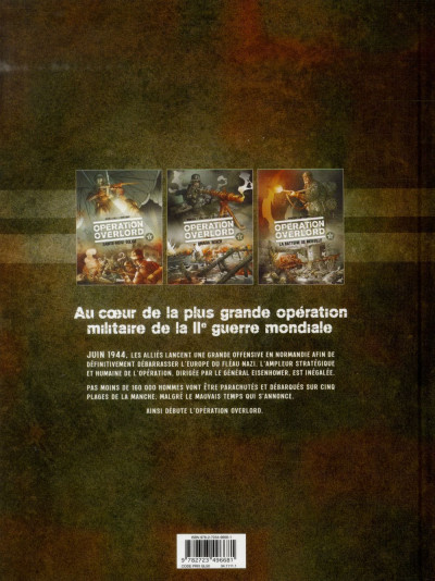 Dos operation overlord tome 3