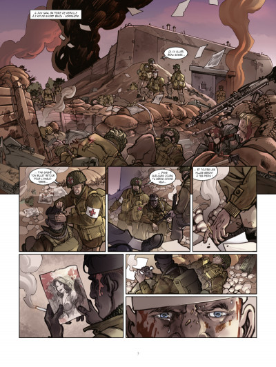 Page 1 operation overlord tome 3