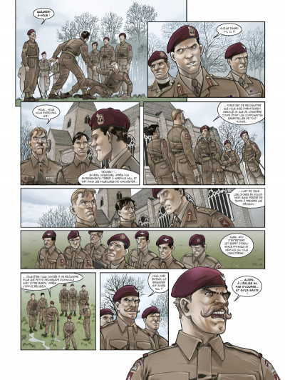 Page 3 operation overlord tome 3
