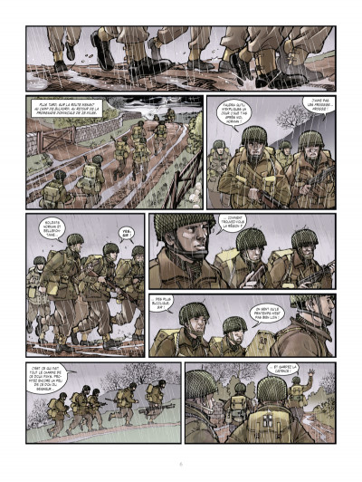 Page 4 operation overlord tome 3