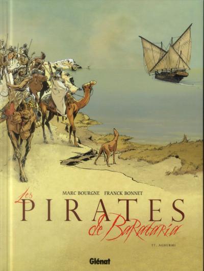 Couverture Les pirates de Barataria tome 7