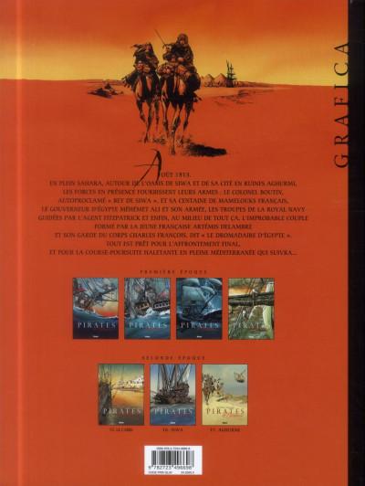 Dos Les pirates de Barataria tome 7