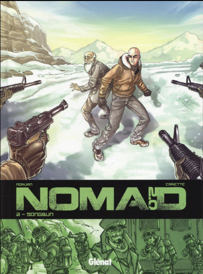 Couverture Nomad 2.0 tome 2