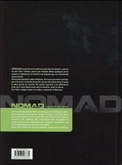 Dos Nomad 2.0 tome 2