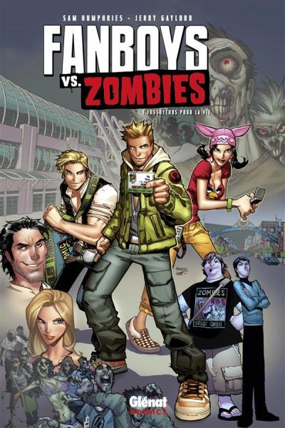 image de Fanboys vs. zombies tome 1 - fossoyeurs pour la vie