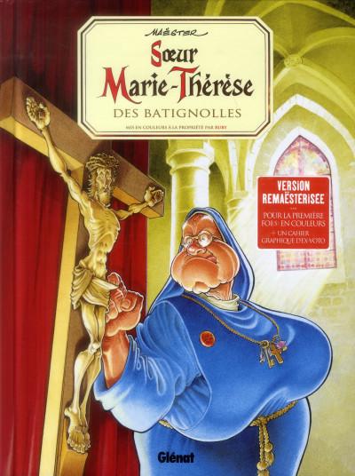 Couverture Soeur Marie-Thérèse tome 1