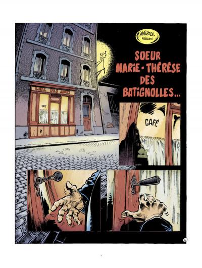 Page 1 Soeur Marie-Thérèse tome 1