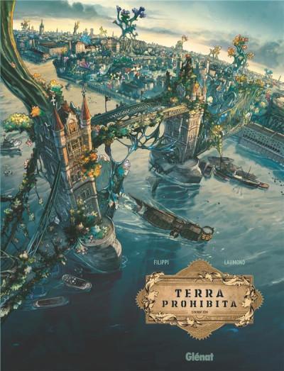 Couverture Terra prohibita tome 2