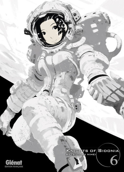image de knights of sidonia tome 6