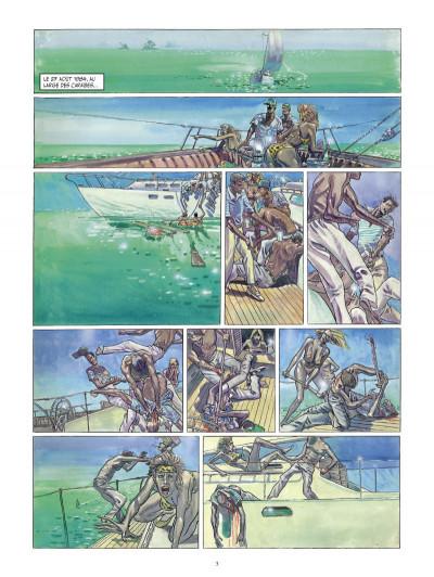 Page 1 le rêve du requin - intégrale cycle 1