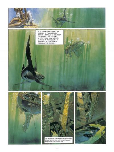 Page 2 le rêve du requin - intégrale cycle 1