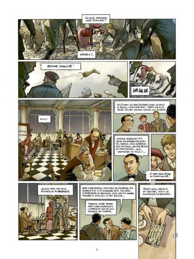 Page 4 La guerre des amants tome 2