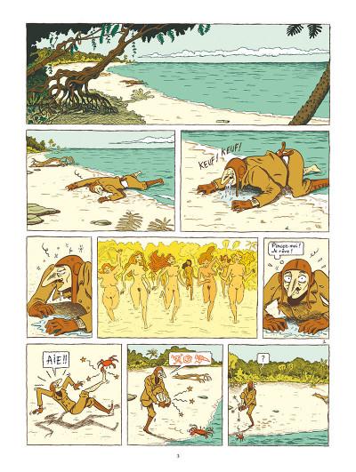 Page 1 L'île aux femmes