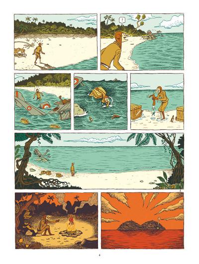 Page 2 L'île aux femmes