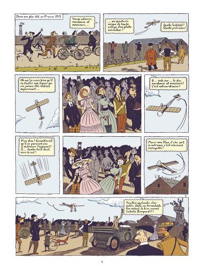 Page 3 L'île aux femmes