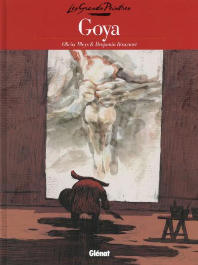image de Les grands peintres : Goya - Saturne dévorant l'un de ses fils