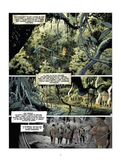 Page 1 Conquistador tome 3
