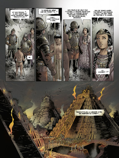 Page 2 Conquistador tome 3