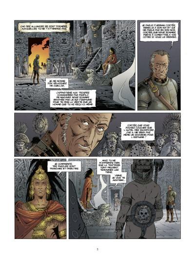 Page 3 Conquistador tome 3