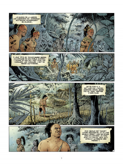 Page 1 Conquistador tome 4