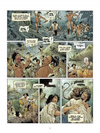Page 3 Conquistador tome 4