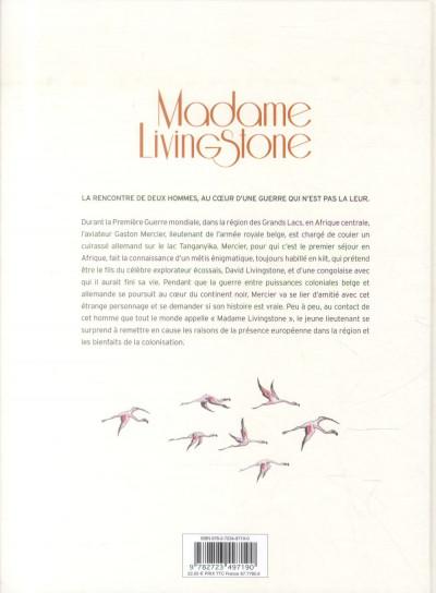 Dos madame livingstone
