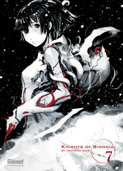 Couverture Knights of sidonia tome 7