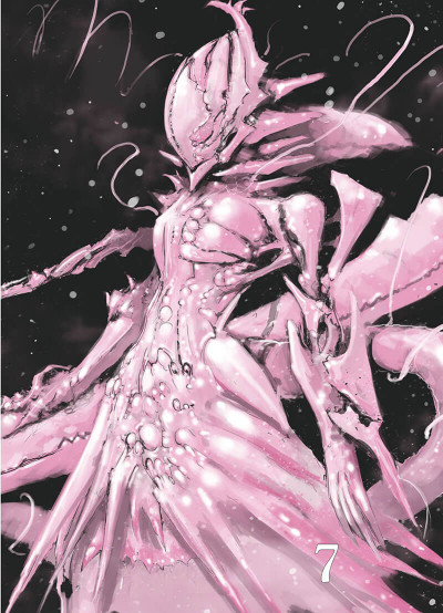 Page 3 Knights of sidonia tome 7