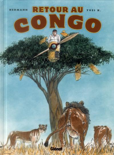 Couverture retour au Congo