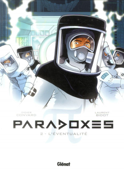 Couverture paradoxes tome 2
