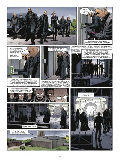 Page 4 paradoxes tome 2