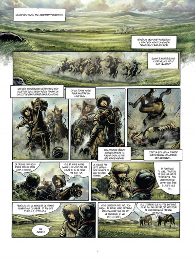 Page 4 gengis khan