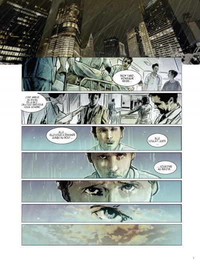 Page 1 Le syndrome d'abel tome 3