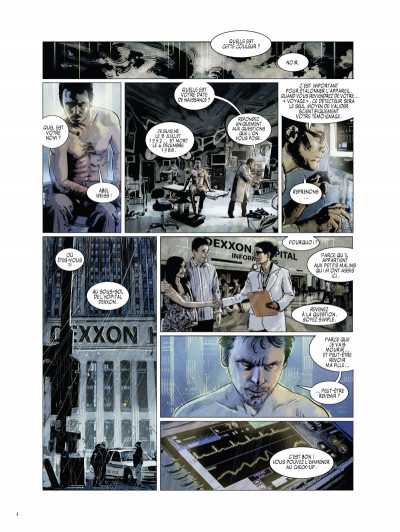 Page 2 Le syndrome d'abel tome 3