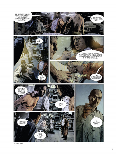 Page 3 Le syndrome d'abel tome 3