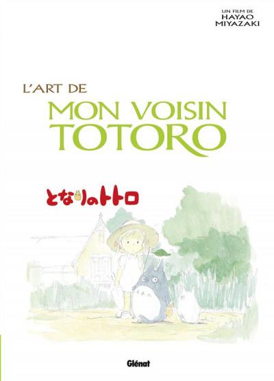 image de l'art de mon voisin Totoro