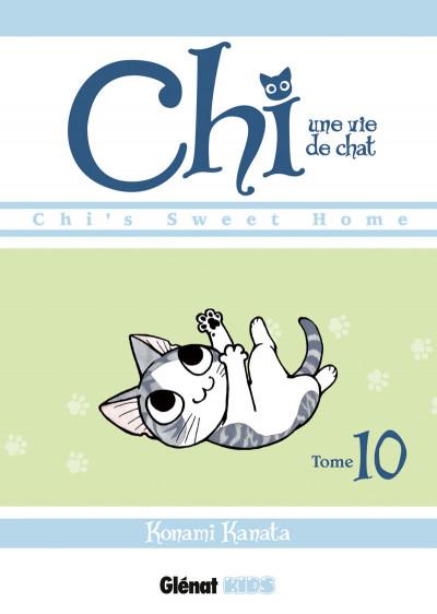 Couverture Chi - une vie de chat tome 10