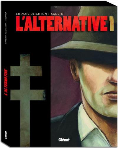 image de l'alternative - coffret tomes 1 et 2