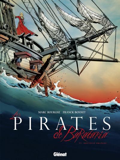 Page 2 Les pirates de Barataria - Coffret tome 1 (tome 1 à tome 4)