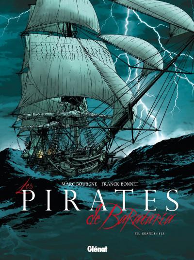 Page 4 Les pirates de Barataria - Coffret tome 1 (tome 1 à tome 4)