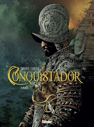 Page 1 Conquistador coffret tomes 1 et 2