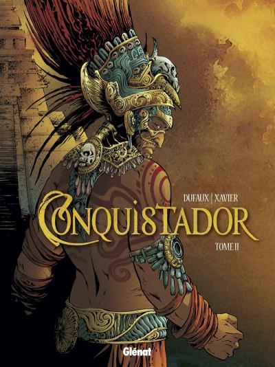 Page 3 Conquistador coffret tomes 1 et 2