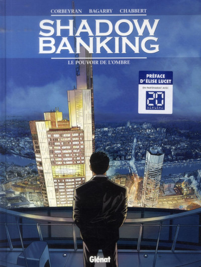 Couverture shadow banking tome 1