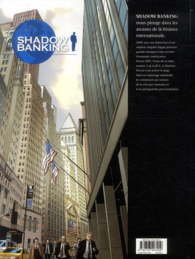 Dos shadow banking tome 1