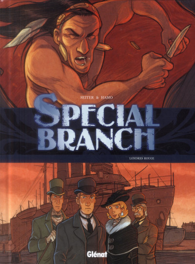 image de Special Branch tome 4 - Londres Rouge