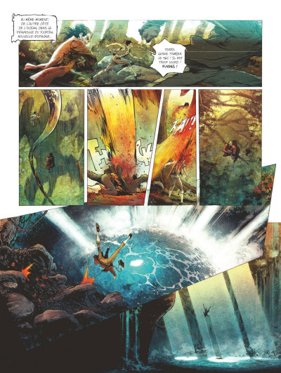 Page 2 Traqueurs tome 1