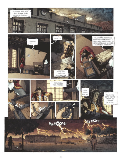 Page 6 Traqueurs tome 1