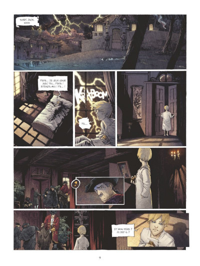 Page 7 Traqueurs tome 1