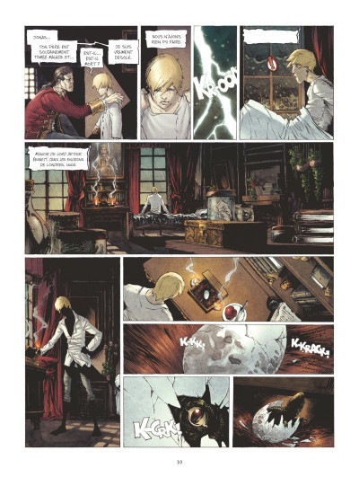 Page 8 Traqueurs tome 1