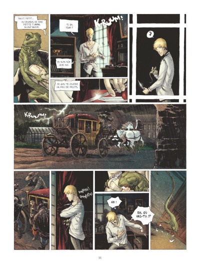 Page 9 Traqueurs tome 1
